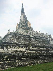 Viele dieser Tempel sind über 800 Jahre alt.