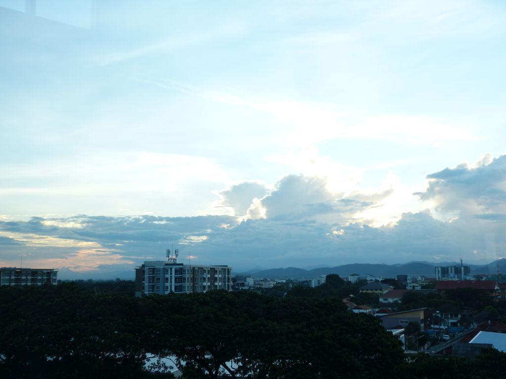 Aussicht Chiang Mai